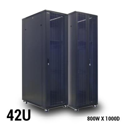 Toten 42U Server Rack Pro 800x1000